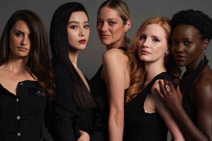 I Spy An All-Female Cast In A New Movie