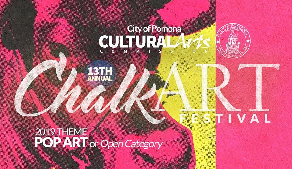 13th Chalk Art Festival