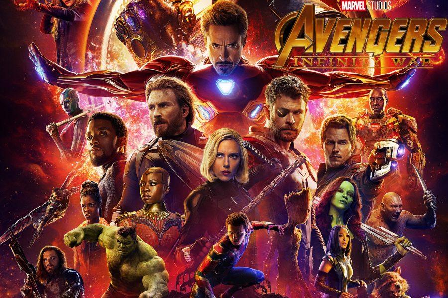 Marvel Studios AVENGERS: INFINITY WAR. ©Marvel Studios 2018