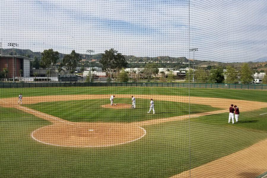 Mt.+SAC+Baseball+at+Mazmanian+Field+on+Saturday%2C+March+31.+Photo+Credit%3A+John+Athan.