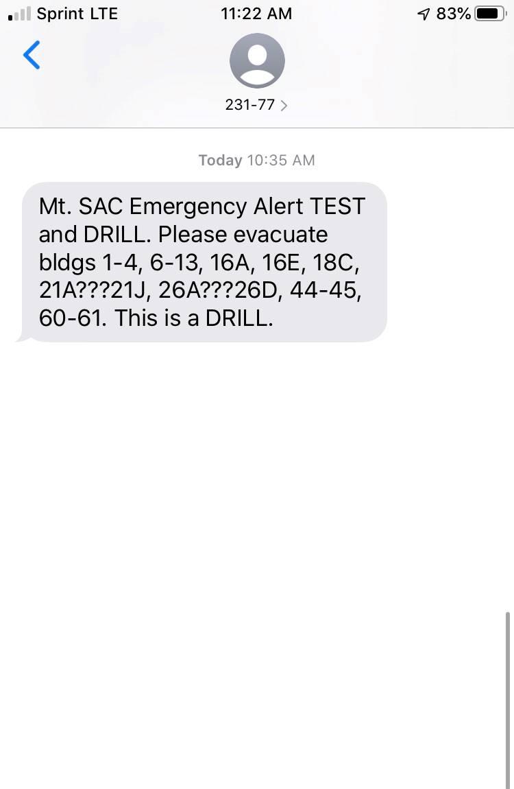 Drill Error | 10/10/19