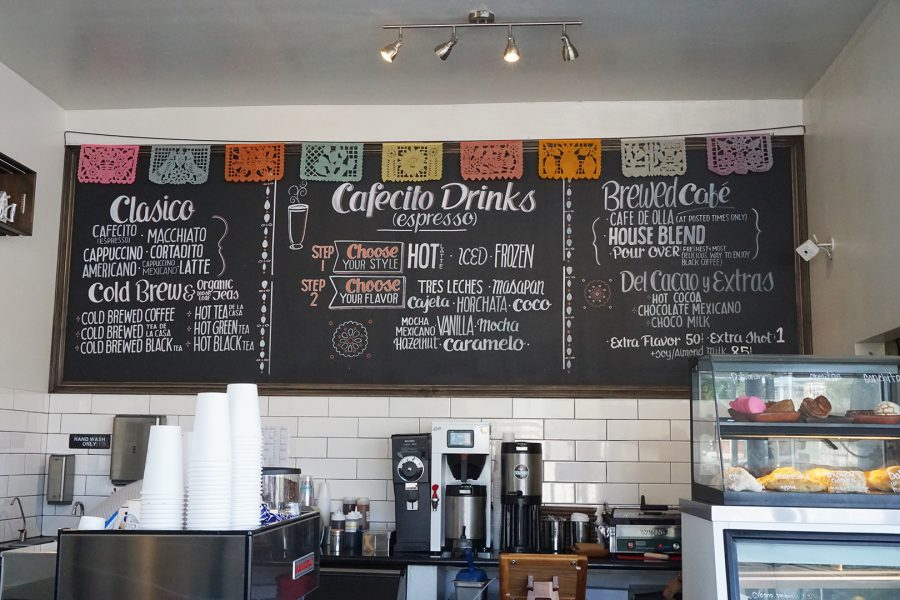 Mi+Cafecito+Coffee+menu+includes+a+variety+of+specialty+coffee+drinks.+Photo%3A+Leslie+Rojas%2FSAC.Media