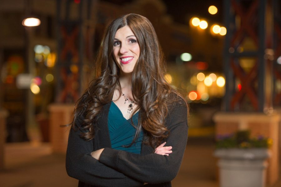 Danica Roem becomes first trans state legislator in Virginia on Tuesday, November 7, 2017.