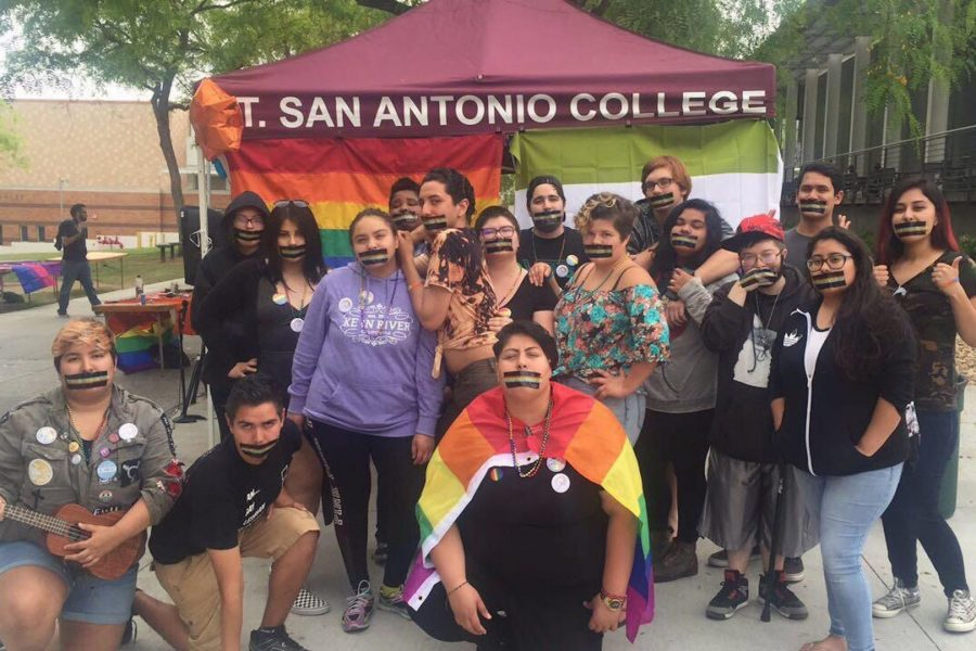 Gay, Straight Alliance Club Creates Safe Place for All Students