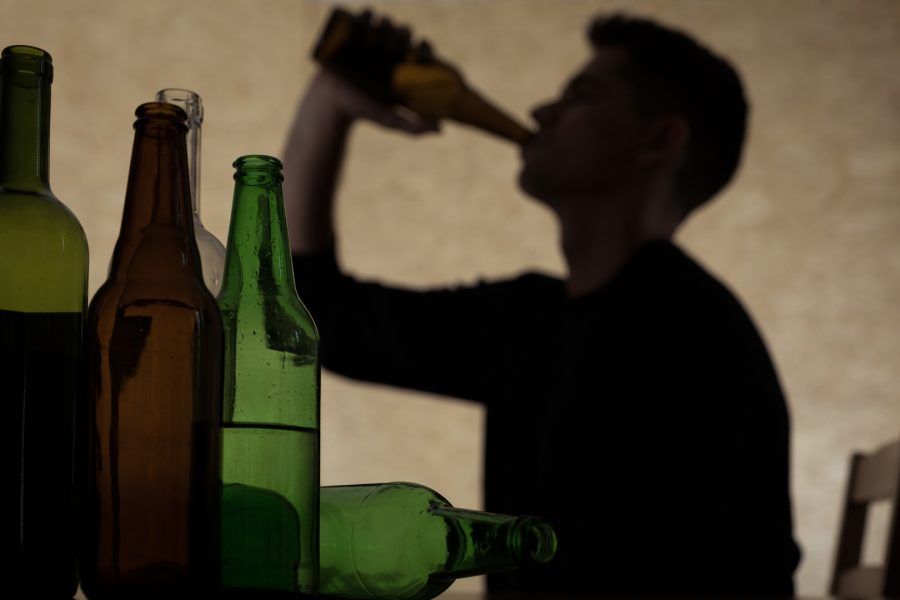 Alcohol sales have increased during the coronavirus outbreak. Photo courtesy of Shutterstock.