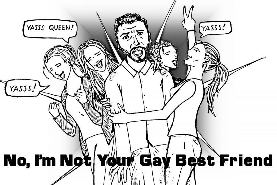 Cartoon of Joseph Harvey. Photo Credit: John Athan/SAC.Media.