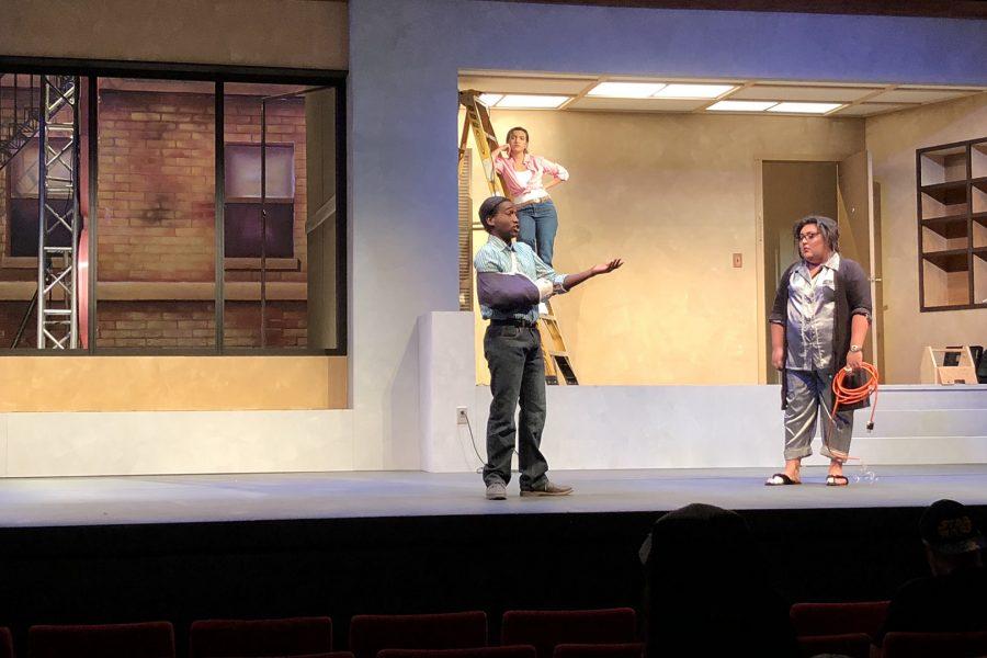The+Second-Story+Man+preformed+at+the+Sophia+B.+Clarke+Theater.+Photo+by+Joliana+Frausto%2FSAC+Media.