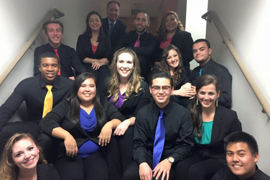 Singcopation members from 2014-2015. Photo from Mt. SAC Singcopation Facebook page.