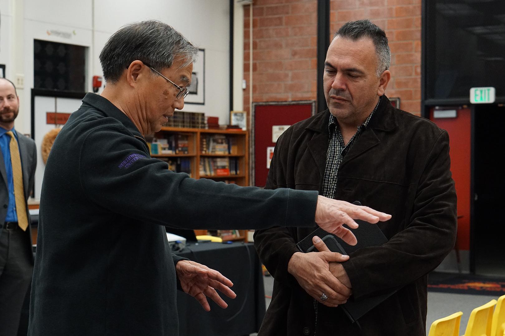 Chang and De La Torre
