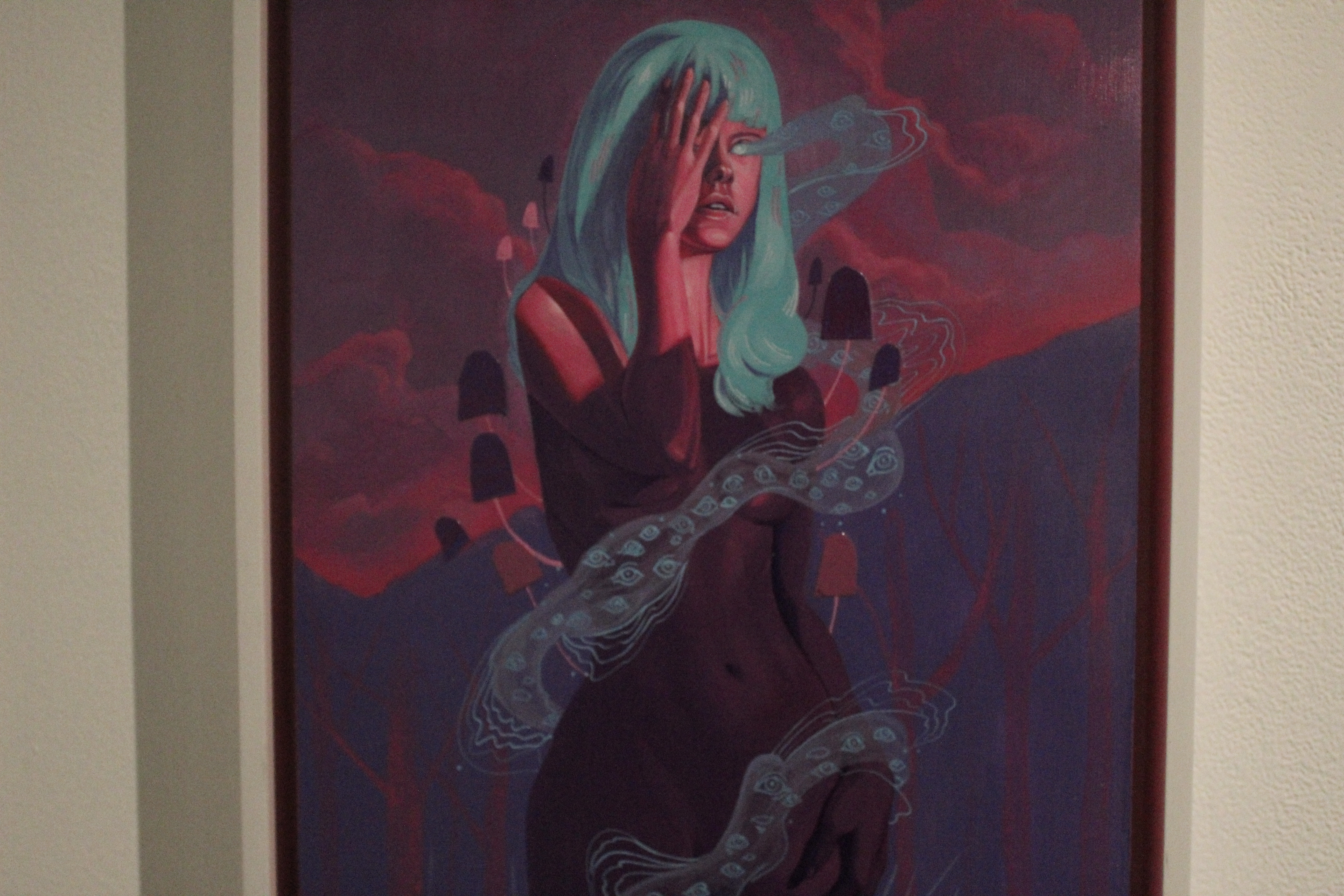 Unseen Shadows by Michael Camarra