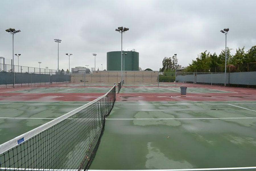 Women's Tennis on Hiatus