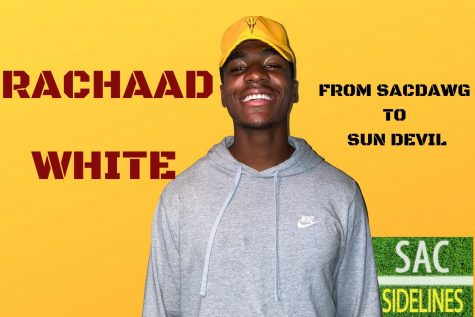 Rachaad White: From SACDAWG to Sun Devil