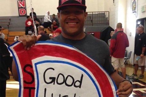 "Photo of Jamal ""Tank"" Goodman on Gofundme."