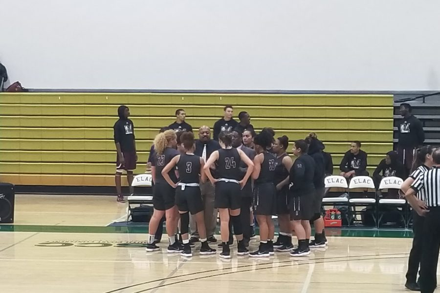 Women's Basketball Outlast East L.A. In A Nail-Biter