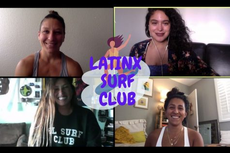 Latinx Surf Club Creates Rad Community