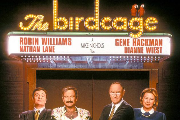 Life Lessons From The Birdcage