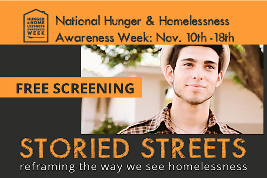 Free+Documentary+Screening+in+Honor+of+Hunger+and+Homelessness+Awareness+Week