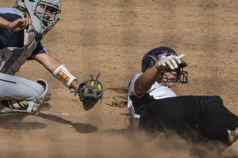 Mt. SAC Softball back in action. Photo Credit: Mychal Corbin @shotstotheheart