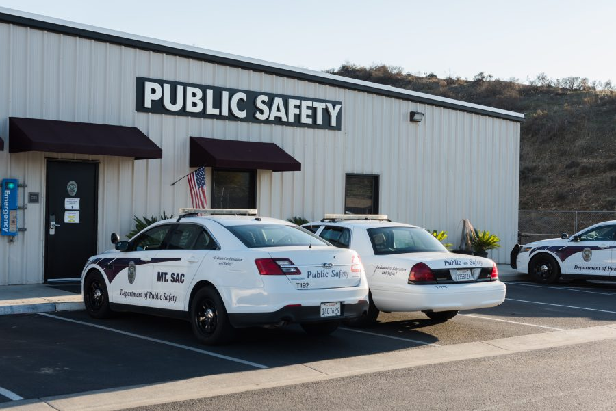 Mt. SAC's Public Safety Department Might Become a Police Force
