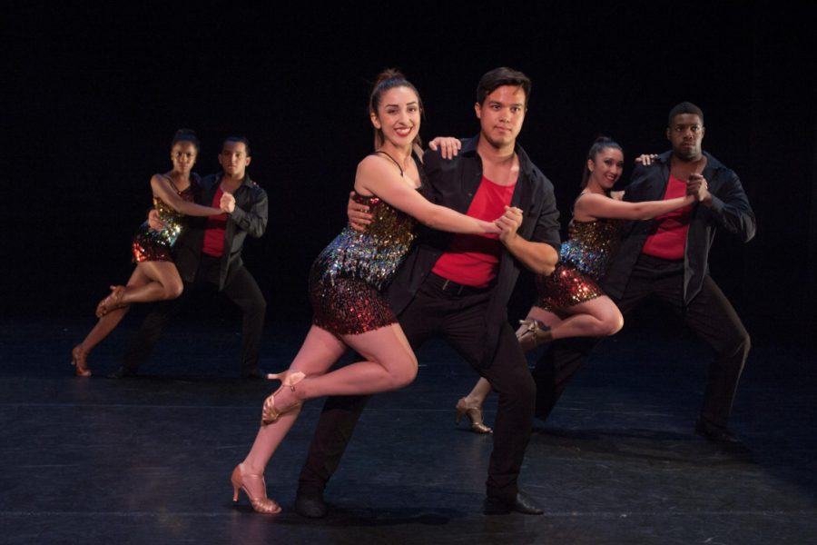 2015 Spring Dance Concert. Photo courtesy of mtsac.edu