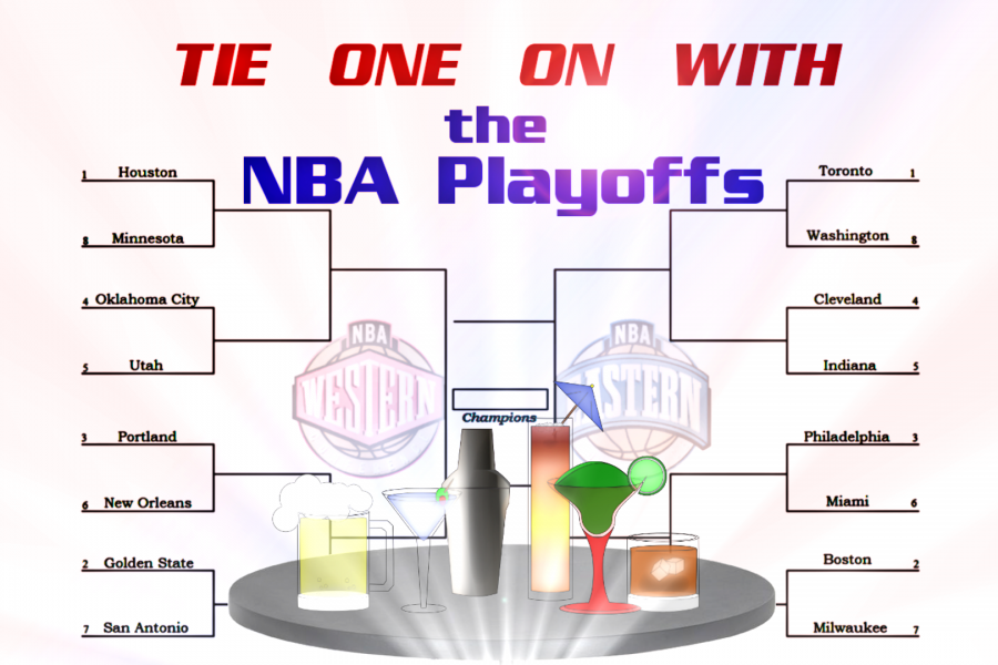 Tie One On With The NBA Playoffs