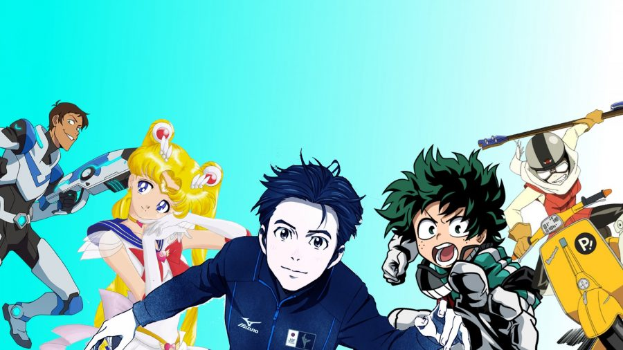 Five+Animes+to+Watch%2C+Coming+from+an+Anime+Virgin