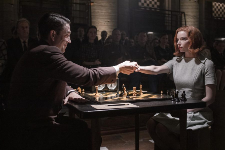 The Queen's Gambit: Netflix's Checkmate