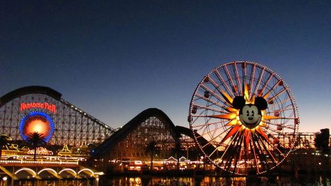 Jeremy Thompson from Los Angeles, California - Disney California Adventure