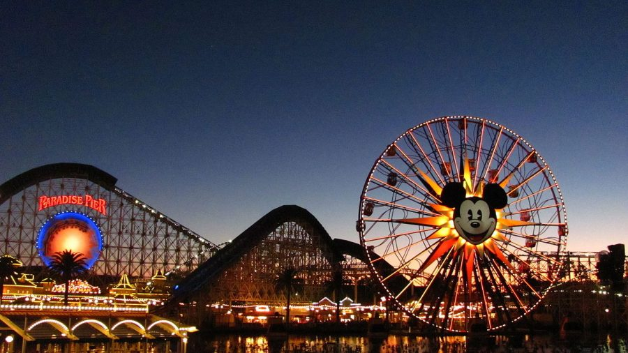 Jeremy Thompson from Los Angeles, California - Disney California Adventure