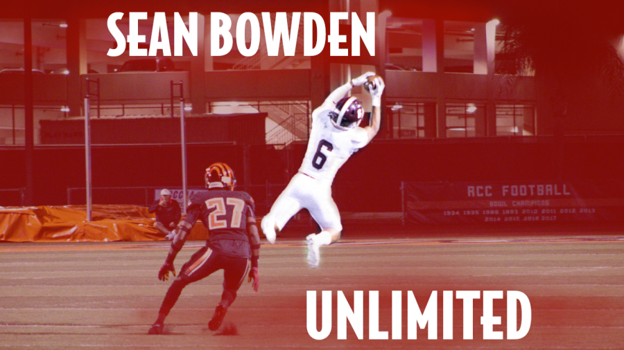 Wide+receiver+Sean+Bowden+catches+the+ball+mid-air+during+the+semifinal+game+against+Riverside+at+Wheelock+Stadium+on+Saturday%2C+Nov.+23.+Photo+by+Andrew+Talavera%2FSAC.Media