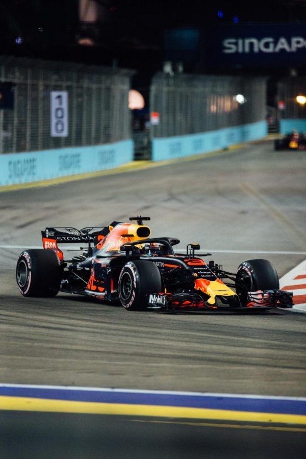 Why Doesn't the U.S. love Formula 1?